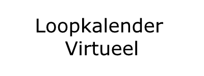 loopkalender virtueel