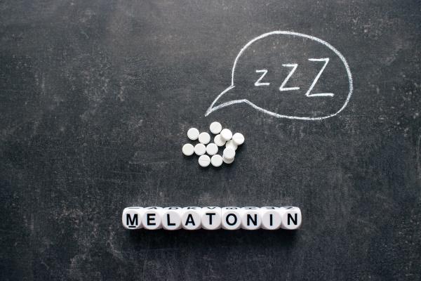 Melatonine bevordert de slaapkwaliteit