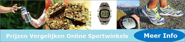 Webshop Prijzen Vergelijken Online Sportwinkels